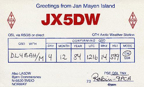JX5DW