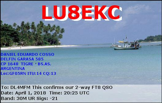 LU8EKC