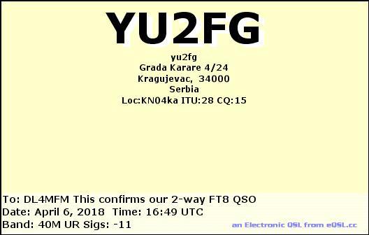 YU2FG
