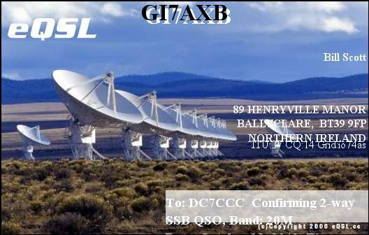 GI7AXB
