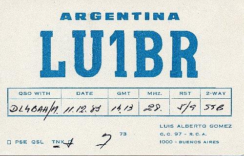 LU1BR