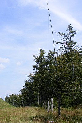 Antenne am Großen Farmdenkopf DM/TH-012