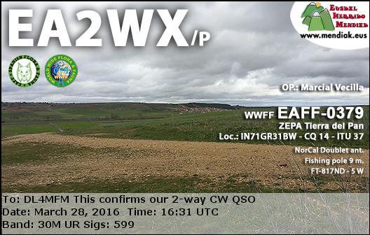 EA2WX