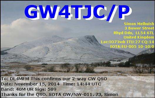 GW4TJC