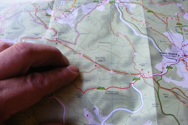 auch die Papier-Landkarte hat noch ihre Berechtigung