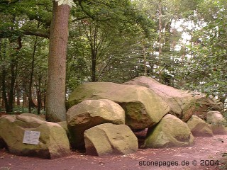 Megalithic Tomb near Damme