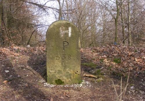 ehemaliger Grenzstein (Preußen)