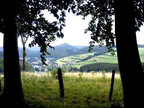 View from Enkenberg
