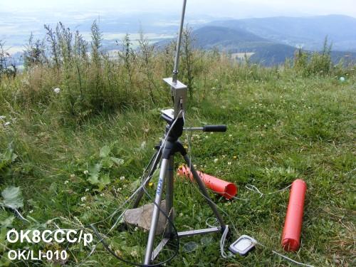 Heavy Wind on the Summit