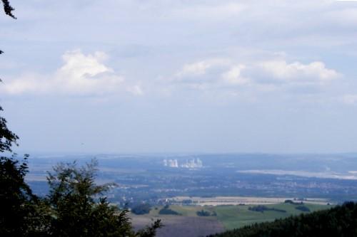 The omnipresent Power Plant Turów in Poland (SP)