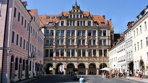 City Hall of Görlitz