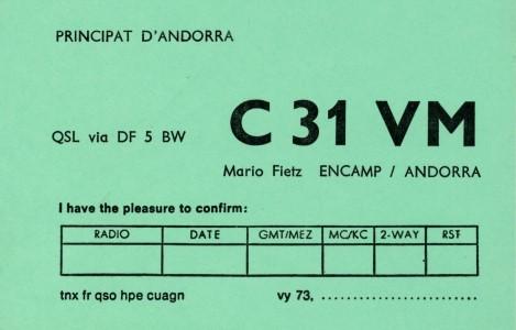 C31VM 1980