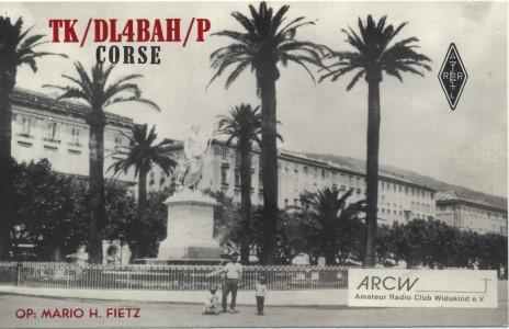 Corse 1987