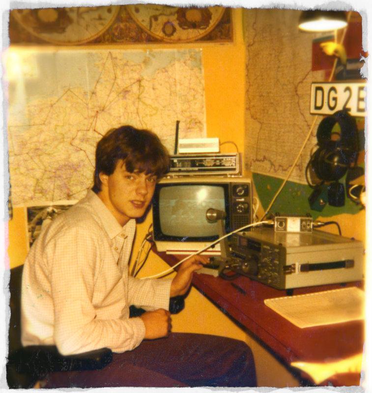 DG2BE 1979