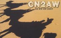 CN2AW aus Marokko
