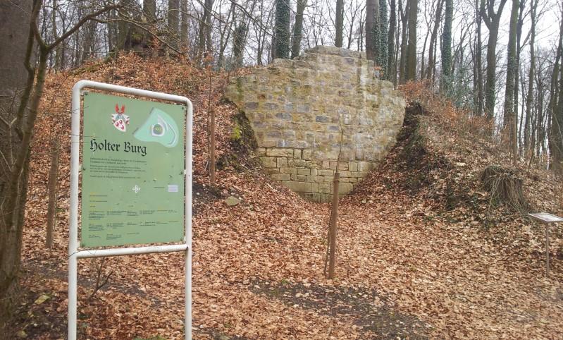 Die Holter Burg (WCA DL-00281)