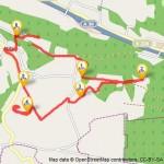 6,7km Rundwanderung