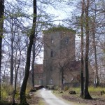 Castle Diedrichsburg (WCA DL-00276). About 1,5 km to walk from the car park.