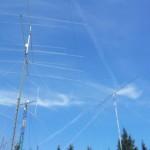 Antenna Farm OL7C on OK/KA-004