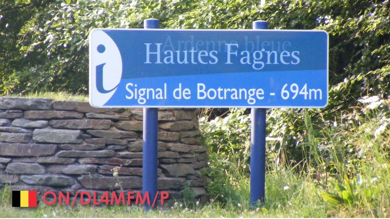Signal de Botrange ON/ON-001