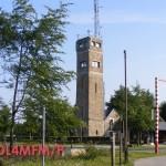 Funkturm und Baude