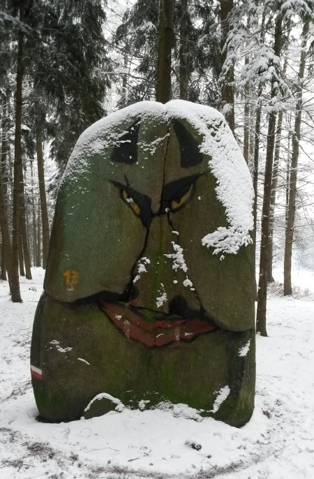 """Famouis Menhir """"Süntelstein"""""""
