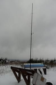 Antenne: 4 x Oblong nach DK7ZB