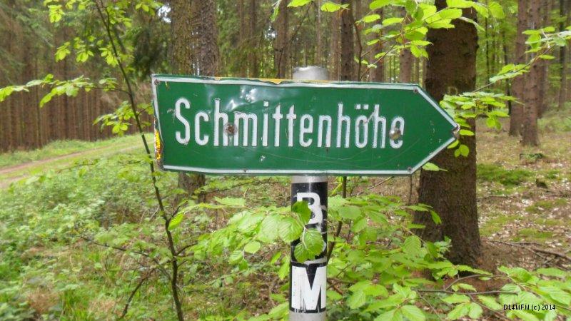 Schmittenhöhe im Wiehengebirge