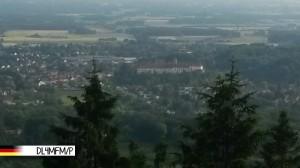 Blick auf das Bad Iburger Schloss