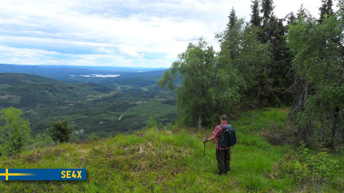 View from Rännberg
