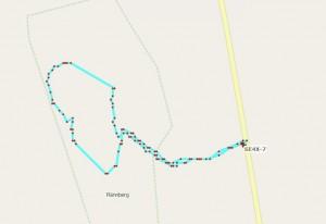 APRS Track