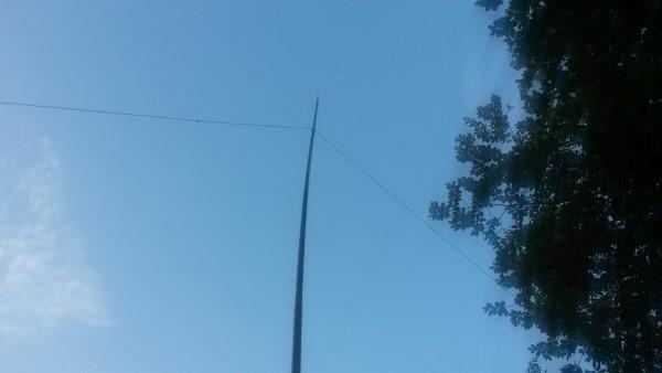 Delta Loop für 18 MHz
