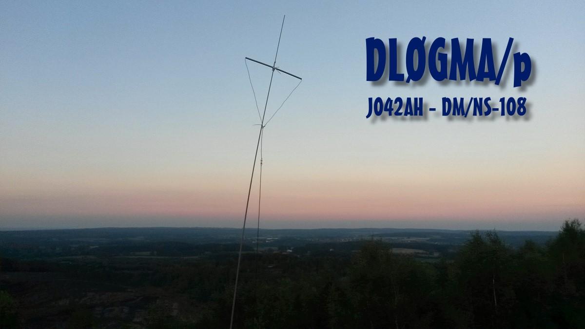 """""""nur"""" eine Delta-Loop auf dem Piesberg"""