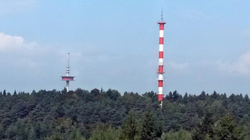 Blick vom Mordkuhlenberg auf den Signalberg