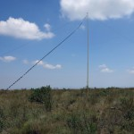 The Antennas: ZS6BKW
