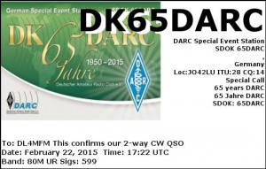 DK65DARC