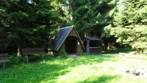 Schutzhütte Schatzenstein