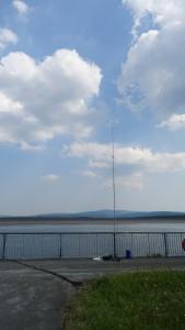 View to Fichtelberg