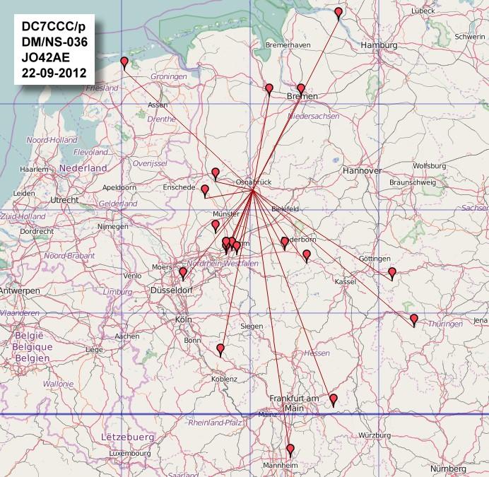 AGCW VHF 09/2012