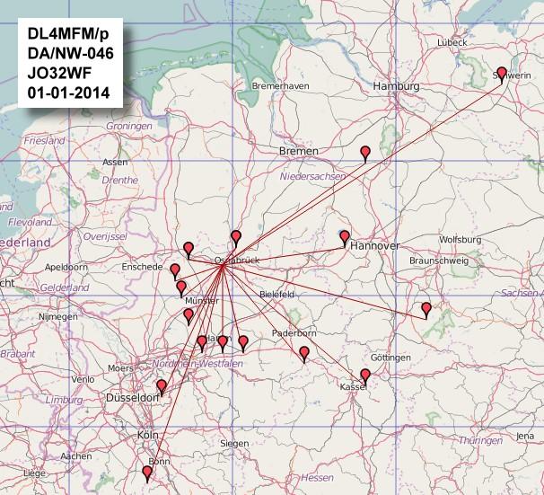 AGCW VHF 01/2014
