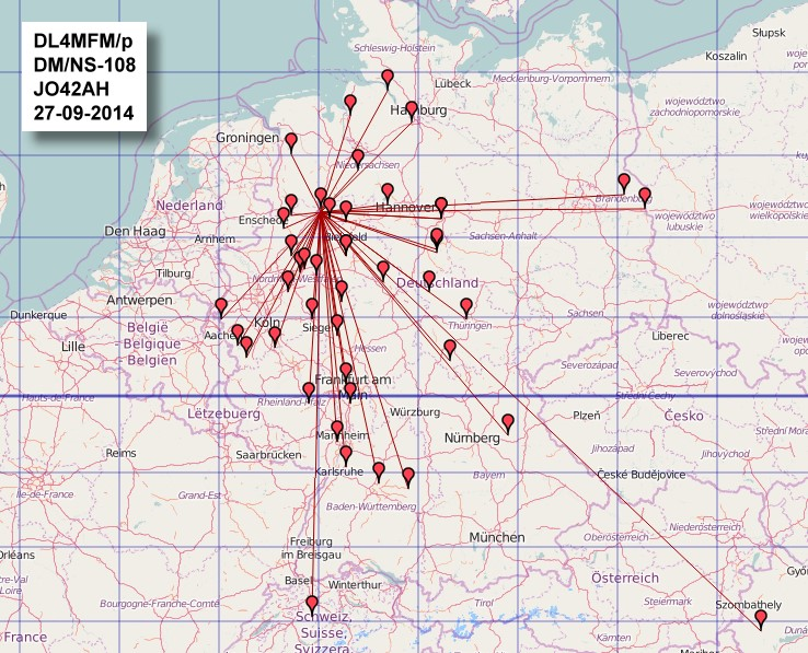 AGCW VHF 09/2014