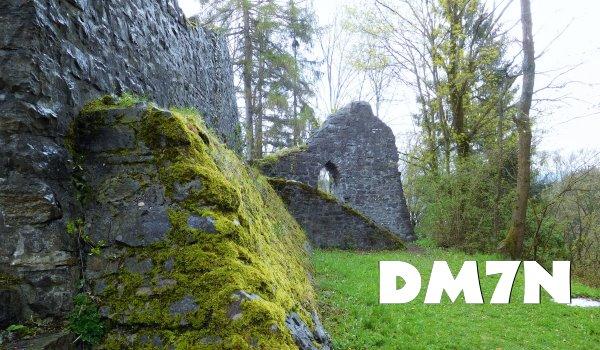 WCA DL-02011, Burg Hachen