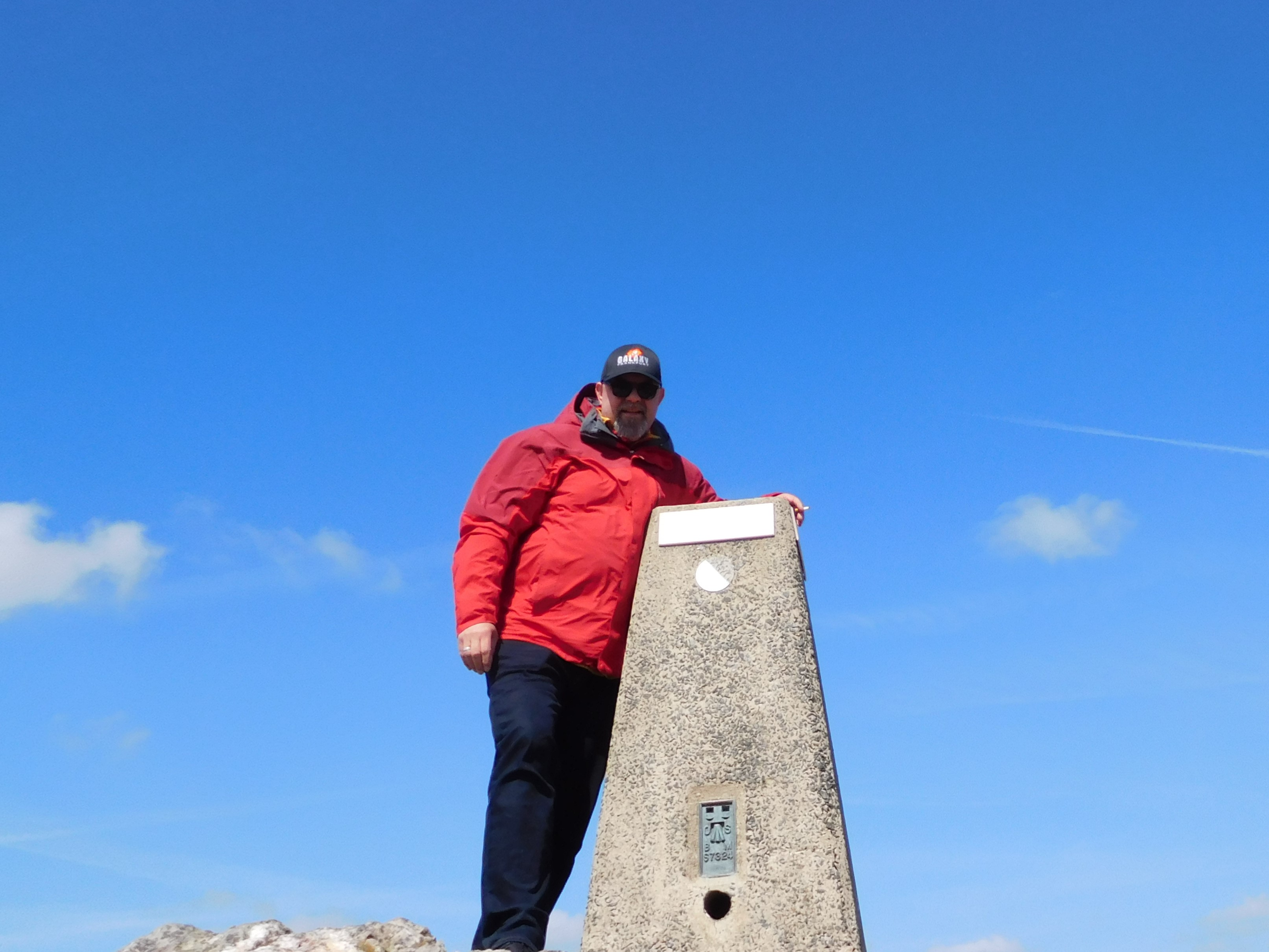 at the Trig Point