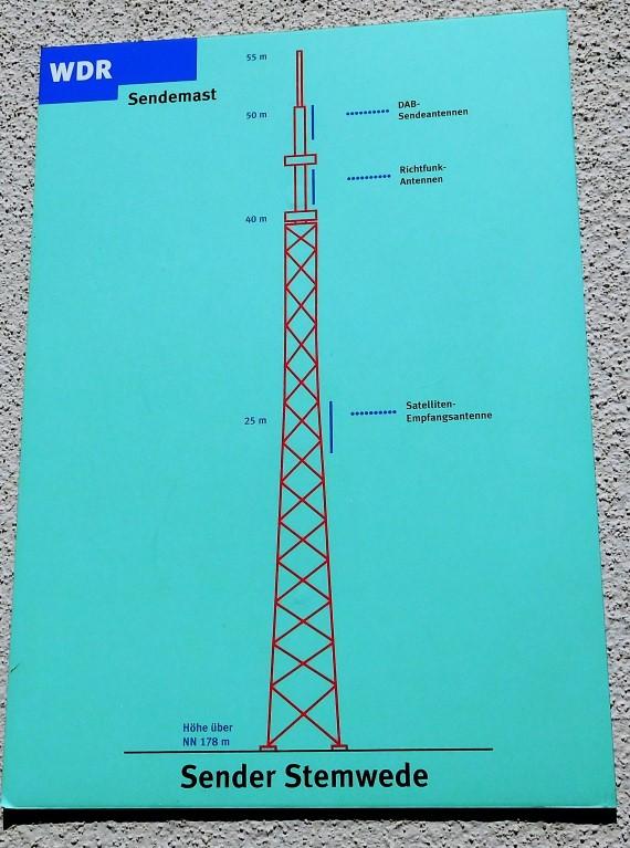WDR Sender Stemwede