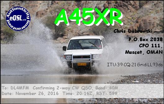A45XR